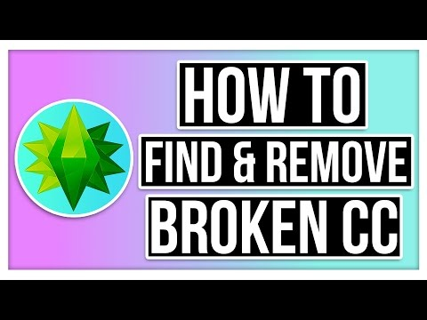 FIX, FIND AND REMOVE BROKEN/UNWANTED CUSTOM CONTENT EASILY