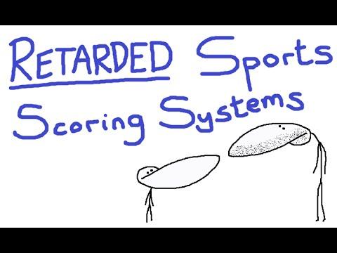 Bodování ve sportech