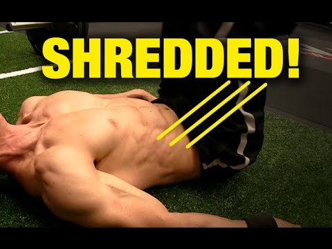 7 muscle pectoral