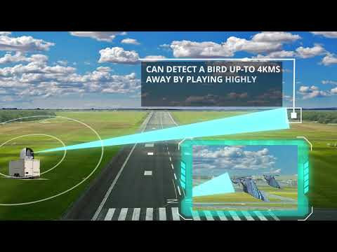 3D Bird radar WA