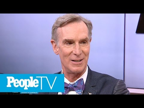 Bill Nye Calls Out Tucker Carlson, Fox News: 'Evaluate The Evidence Of Climate Change' | PeopleTV