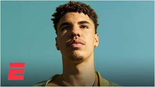 LaMelo Ball's wild journey to becoming a top 2020 NBA Draft prospect | ESPN Cover Story