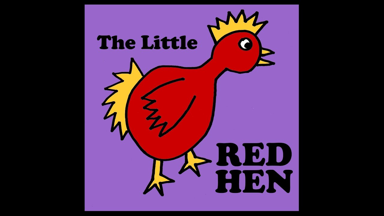 Tales for Children The Little Red Hen