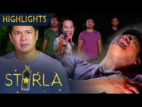 Doc Philip gets shot by Dexter's men | Starla (With Eng Subs)