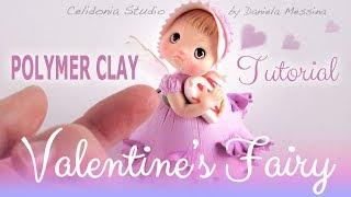 Valentine Fairy Polymer Clay Tutorial