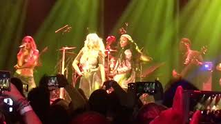 DANITY KANE + DK3 MEDLEY (WANT IT/HEARTBREAKER) UNIVERSE IS UNDEFEATED TOUR NYC !!!