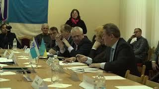 Київська міська рада профспілок. Засідання круглого столу щодо реформ у сфері житлово-комунального господарства. 28 листопада 2017