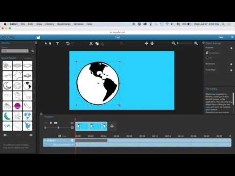 How to create explainer videos using Moovly