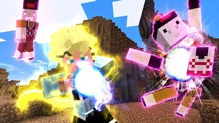 I Used Big Bang Attack to Beat the Androids in Dragon Block C