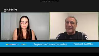CAEME en vivo | Salud mental | Dr. Ricardo Corral (AAP)