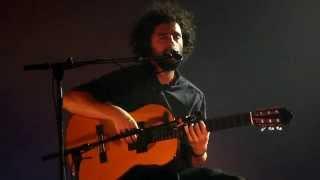 José González  - Fold et Heartbeats - Paris Pitchfork