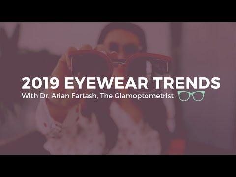 2019 Eyewear Trends