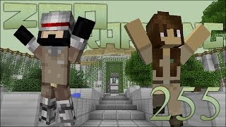Ruins of Ancient Dinosaur Researchers!! 🐘 Zoo Crafting Special! Episode #255 [Zoocast]