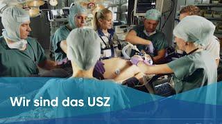 Wir sind das USZ (deutsche Fassung)