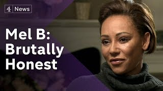 Spice Girl Mel B On Domestic Abuse