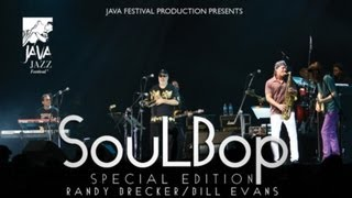 """SoulBob Special Edition """"There'll never be another you"""" Live at Java Jazz Festival 2010"""