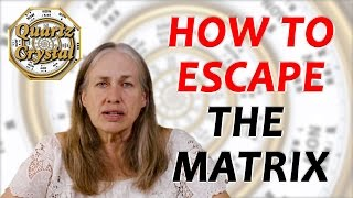 HOW TO ESCAPE EXIT THE MATRIX PRISON - MUST KNOW RULES FOR ESCAPING THE MATRIX! 8 MINUTES KEY