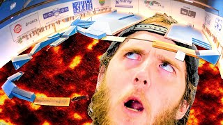 FLOOR IS LAVA ELECTRIC BOARD EDITION | FLOOR IS LAVA EP. 9