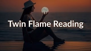 Twin flame energy reading DM/DF: Answering the call of love