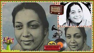 NIRMALA DEVI-Film-JEEVAN-1944-Akhiyan Mila   - YouTube