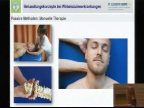 Massage für Thorax-