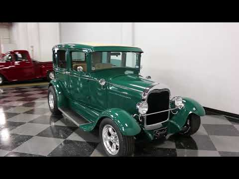 Video of Classic '29 Model A located in Texas Offered by Streetside Classics - Dallas / Fort Worth - MAV8