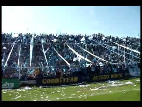 """""""Hinchada de Atletico Tucuman"""" Barra: La Inimitable • Club: Atlético Tucumán"""