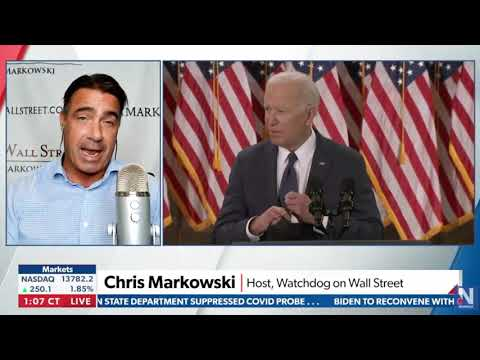 Chris Markowski on Newsmax