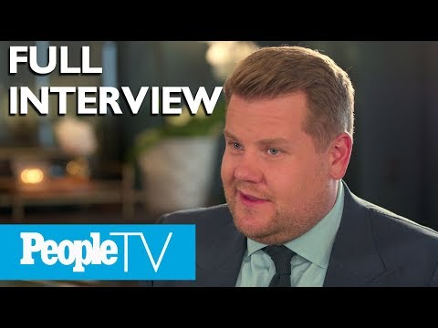 James Corden On Carpool Karaoke, His Family, The Royal Wedding & More (Full) | PeopleTV