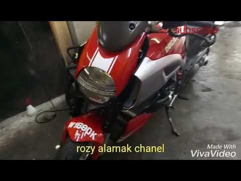 Ducati Diavel,Motor Bandit  film KL gengster.harga diatas 1 milyar