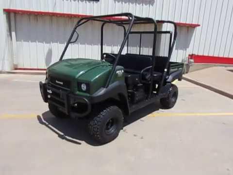 2019 Kawasaki Mule 4010 Trans4x4 in Wichita Falls, Texas - Video 1