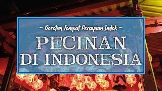 Deretan Pecinan di Indonesia yang Terkenal dengan Perayaan Imlek Meriah