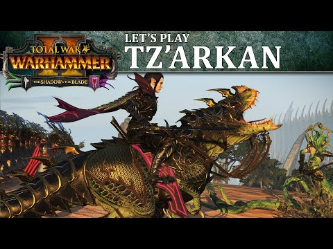 Malus Darkblade Let's Play | Total War: WARHAMMER 2 – The Shadow & The Blade