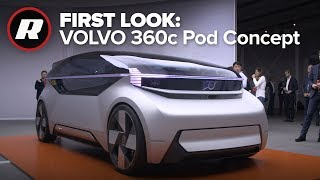Why Volvo's 360c concept is better than a private plane