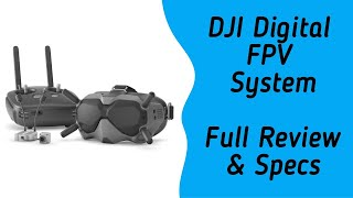 DJI Digital FPV System Review - Ultimate Drone Racing Experience