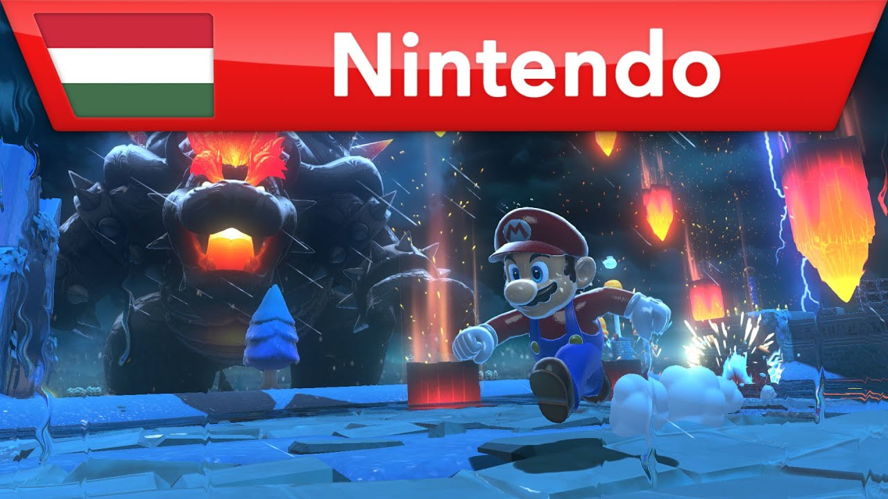 Super Mario 3D World + Bowser's Fury - Íme Bowser dühének ereje! | Nintendo Switch