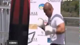 Бокс Кличко  Леапаи  Бой состоится 26 04 14г