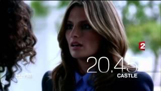 Castle 6x01 Valkyrie BA France 2 lundi 25 août 2014