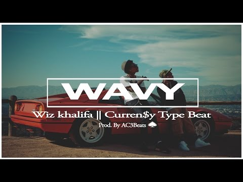 Free Wiz Khalifa || Curren$y Type Beat 2016 -
