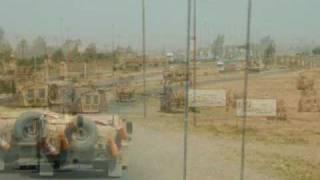 preview picture of video 'TASTE OF IRAQ-275th mp co baji iraq april 2008'