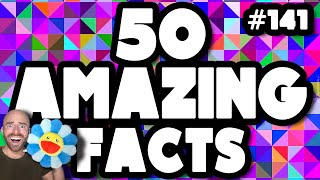 50 AMAZING Facts to Blow Your Mind! #141 thumbnail
