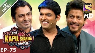 The Kapil Sharma Show  दी कपिल शर्मा शो  Ep75Shahrukh In Kapils Show–21st Jan 2017