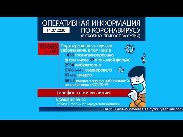 В Иркутской области осталось всего три безопасных зоны