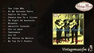 Hernando Avilés y Los Tres Reyes. Colección Mexico #30 (Full Album/Álbum Completo)