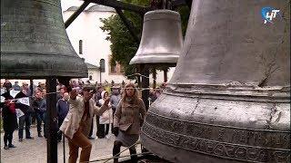 В Великом Новгороде прошел большой колокольный концерт