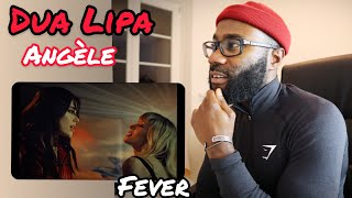 Dua Lipa, Angèle - Fever (Official Music Video) *FREEZY REACTION*