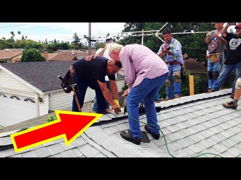 This 75 Year-Old Was Struggling To Fix His Roof, But A Single Photo Changed Everything…