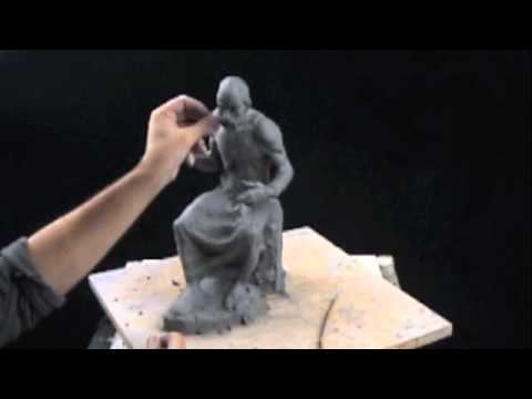 clay sculpting tutorial