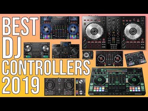 BEST DJ CONTROLLERS of 2019 | TOP 10 BEST DJ CONTROLLER 2019