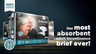 Premium Briefs | Attends® Premier for Adult Incontinence